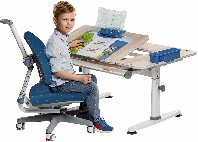 AMADEUS detský set Žolík II akácie modrý