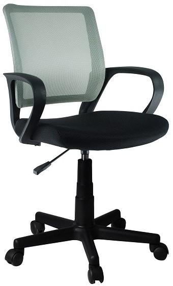 TEMPO KONDELA kancelárská stolička ADRA šedá