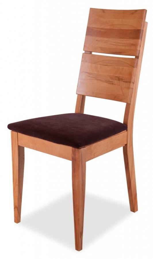 MI-KO Jedálenská stolička Spring K2 buk masív, látka
