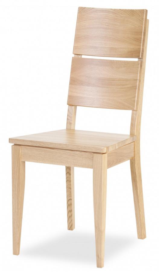 MI-KO Jedálenská stolička Spring K2 dub masív