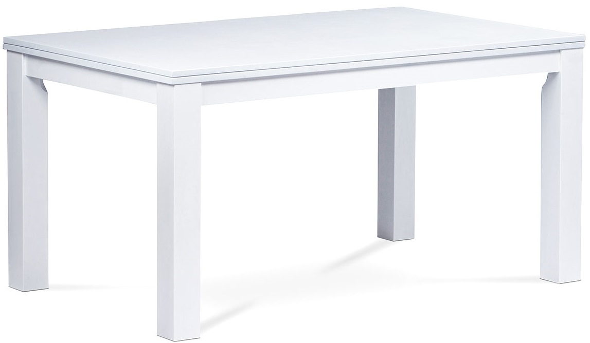 AUTRONIC jedálenský stôl WDT-181 WT, 150x90 cm