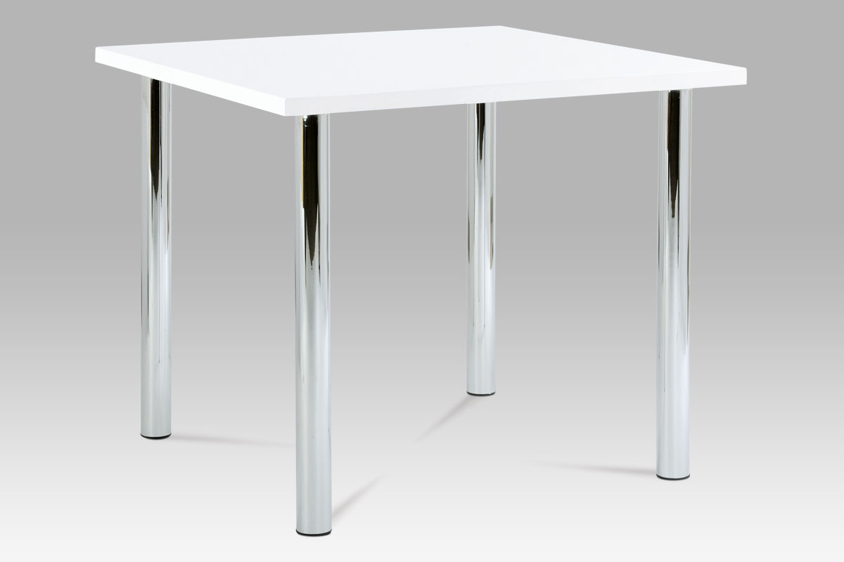 AUTRONIC jedálenský stôl AT-1913B WT, 90x90 cm