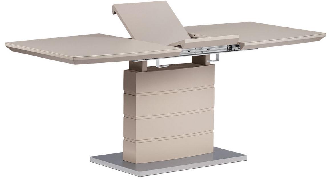 AUTRONIC jedálenský stôl HT-440 CAP rozkladacie, 140 + 40x80x76 cm
