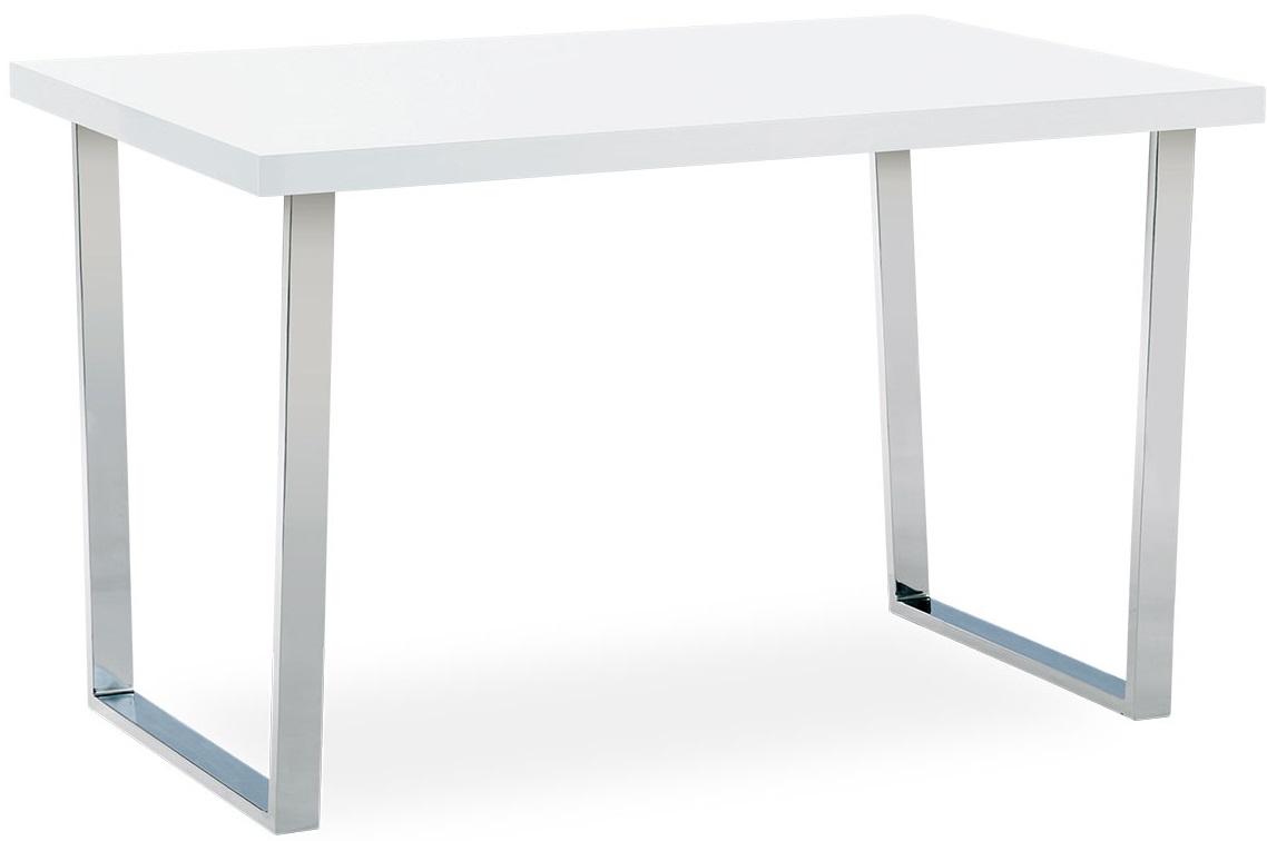 AUTRONIC jedálenský stôl AT-2077 WT, 120x75 cm