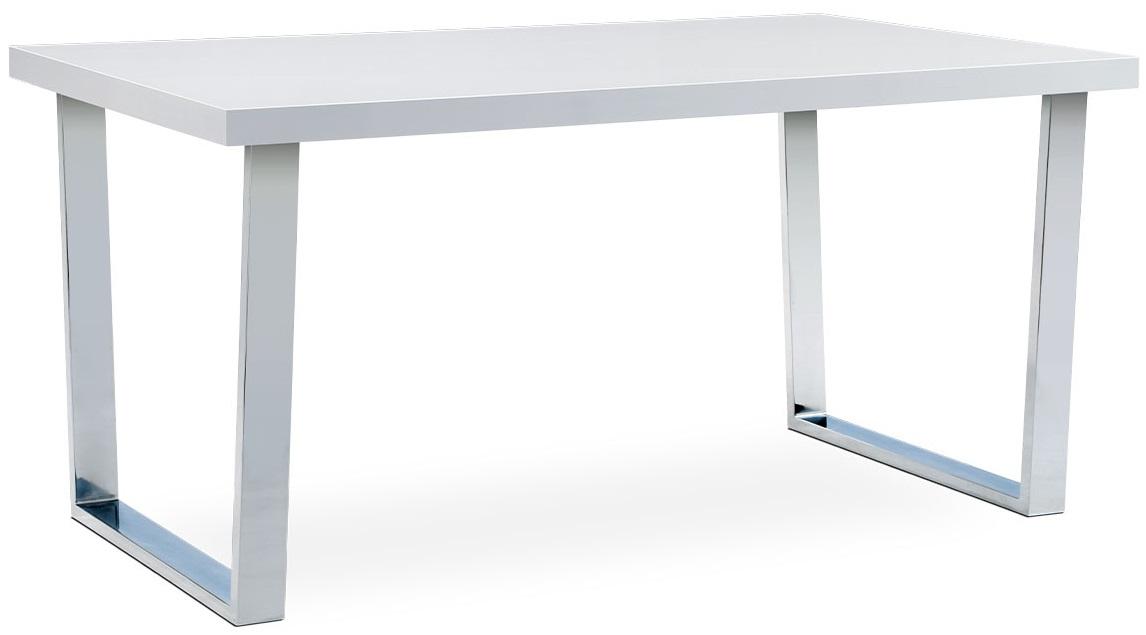 AUTRONIC jedálenský stôl AT-2088 WT, stôl 150x90 cm