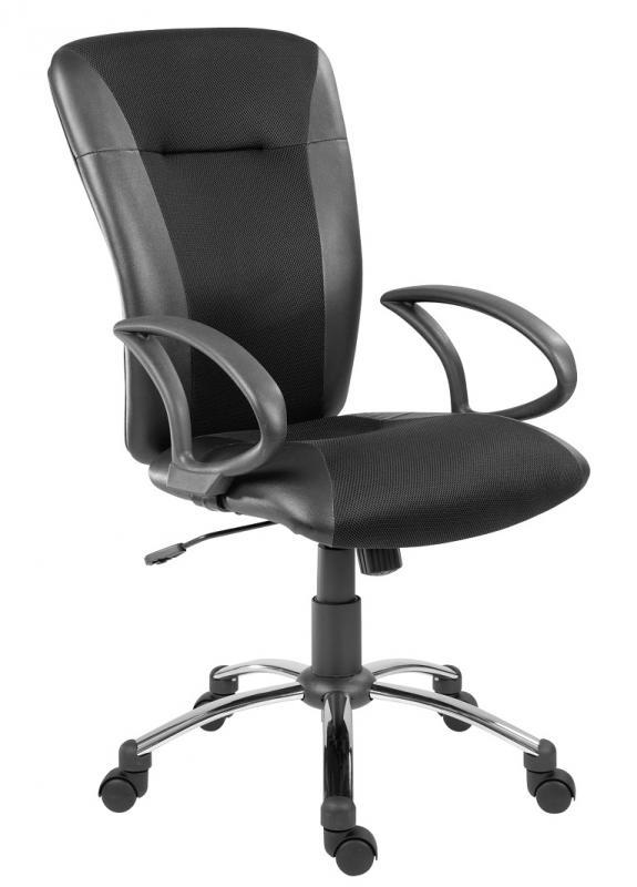 ANTARES stolička SONATA č.AOJ968S.  Kancelárska stolička s vysokým operadlom.  <